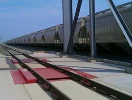 Básculas Ferrocarrileras