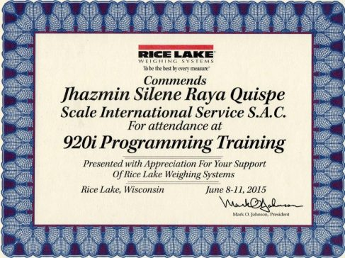 920i Programing Training